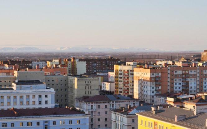 Норильск оказался в числе городов с самым доступным жильем
