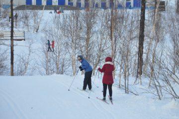 В субботу норильчан зовут на лыжню и флешмоб