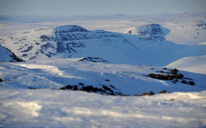 Россия построила в Арктике первую взлетку для всех типов самолетов