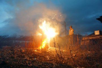 Ученые предсказывают увеличение числа пожаров в Заполярье