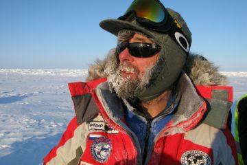 Федор Конюхов проведет десять дней на дрейфующей льдине