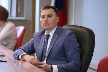 Мэр Норильска Дмитрий Карасев выступил на КЭФ-2021