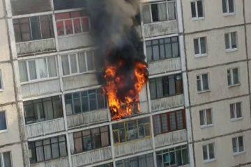 В Норильске стало больше пожаров
