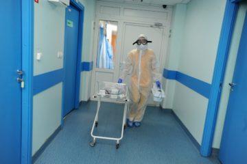 Британский штамм коронавируса продолжает распространяться