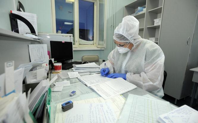 Красноярский край перешагнул порог в 69 тысяч заболевших COVID-19