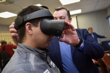 В «Норильсктрансгазе» запустили виртуальную реальность