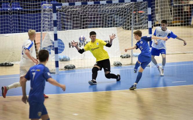 В Норильске чествовали призеров проекта «Мини-футбол – в школу»