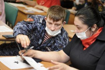 Написать «Диктант Победы» в публичную библиотеку пришли 60 норильчан