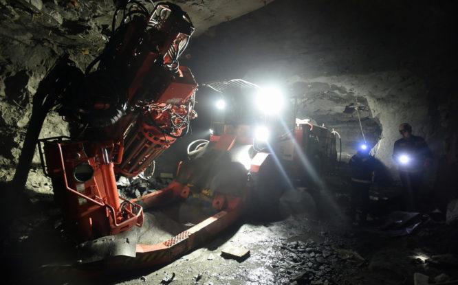 На «Комсомольском» появится первая в России шахтная система навигации
