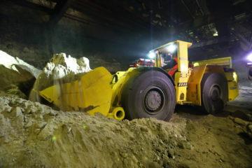В сушильный цех Медного завода «Норникеля» поступила новая техника