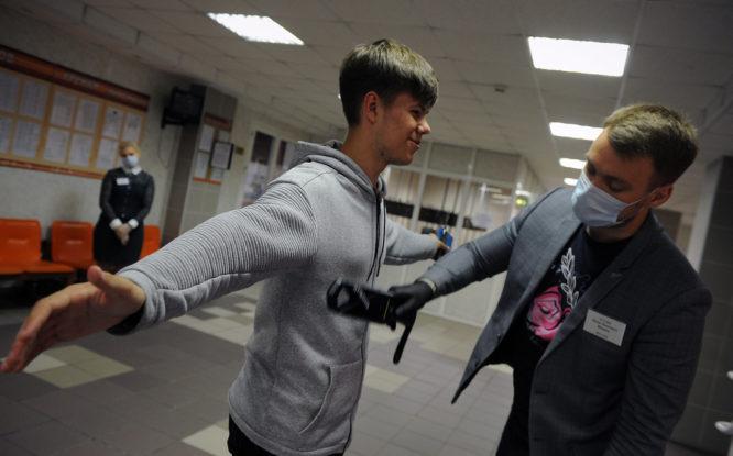 В Норильске обсудили вопросы безопасности в школах