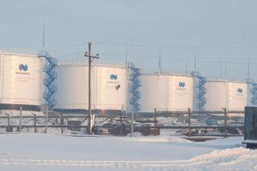 Прокуратура проводит проверку по факту разгерметизации резервуара с топливом в Дудинке