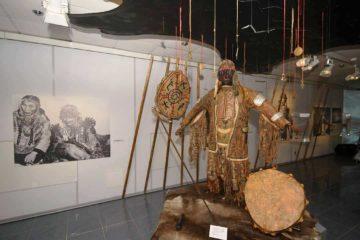 Уникальную выставку на Таймыре посвятили шаманизму