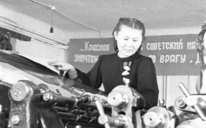 Норильская типография открылась в лагерном поселке в 1937 году