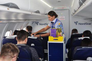 Норильчанин помог пассажиру, которому стало плохо на борту самолета