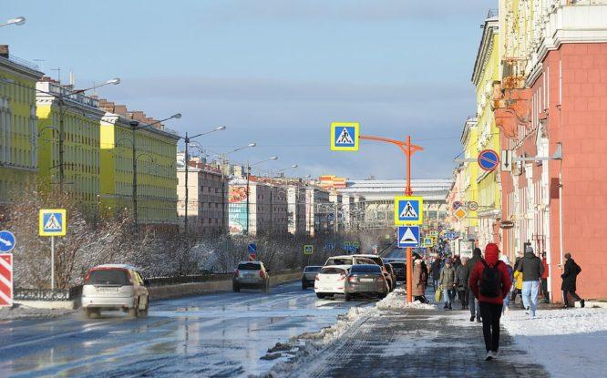 Красноярский край признали регионом с высоким уровнем жизни