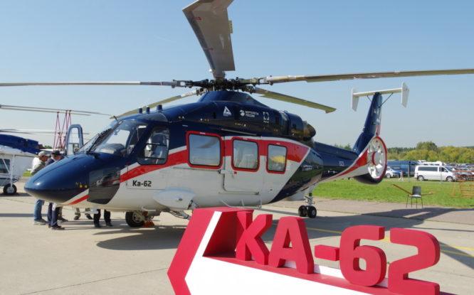 «КрасАвиа» и «Вертолеты России» подписали соглашение о поставке десяти вертолетов
