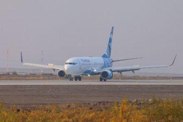 NordStar возобновила регулярные рейсы Норильск – Уфа – Баку