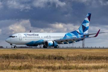 NordStar возобновляет прямые авиарейсы между Норильском и Воронежем