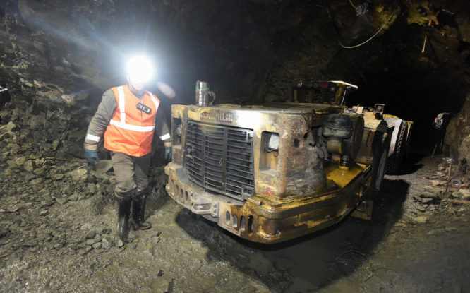 Идея работника рудника «Маяк» сэкономит почти миллион рублей в год