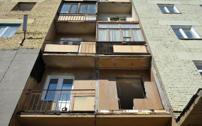 Аварийный дом на Московской, 14, полностью расселили
