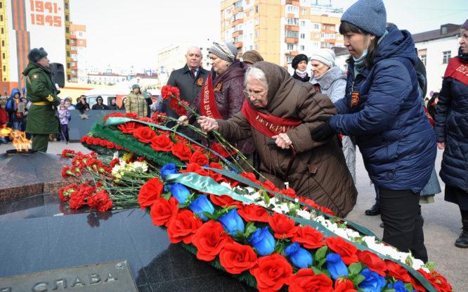 Норильчане отметили День Победы