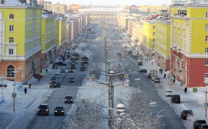 В Красноярском крае вырос спрос на квартиры
