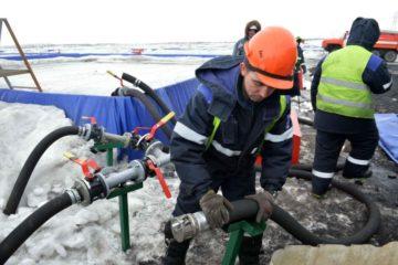 Перевозку топлива на ТЭЦ-3 из временного хранилища завершат к концу мая