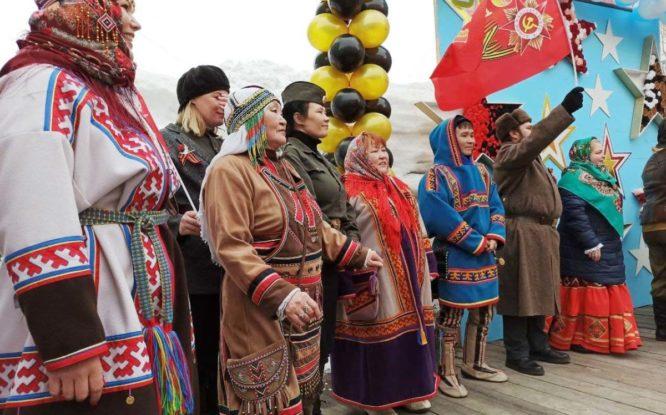 Песню «День Победы» перевели на 34 языка коренных народов Севера