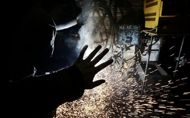 Готовится к выходу фотокнига о норильском руднике