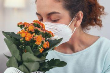 Ученые объяснили потерю обоняния при коронавирусе