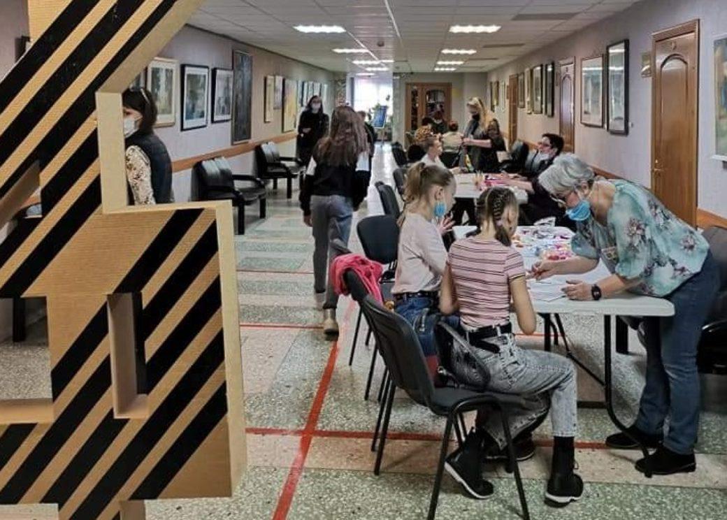 В Городском центре культуры прошел фестиваль труда