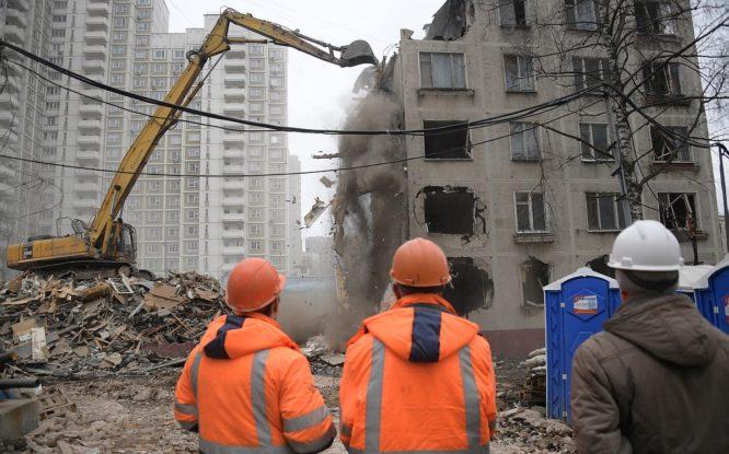 Норильск возьмет на вооружение столичный опыт реновации жилья
