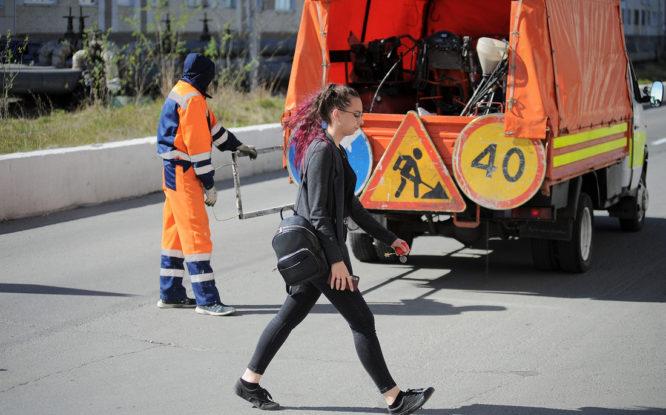 В Норильске готовятся к первому в этом году городскому субботнику