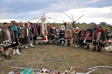 Музей Норильска представил первые материалы экспедиции в поселки Таймыра