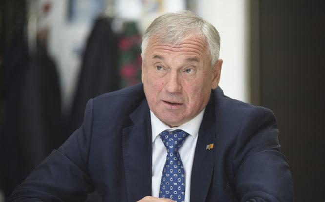 Юрий Захаринский: «Нельзя допустить закрытия норильского «IT-Куба»