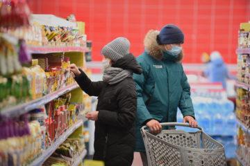 В Красноярском крае продукты подорожали на пять процентов с начала года