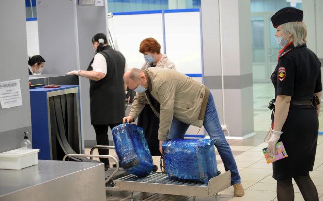 Неработающим пенсионерам оплатят перелет в Москву и Красноярск