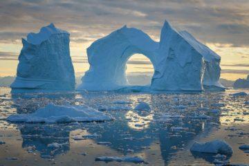 В России запатентовали систему для определения возраста льдов