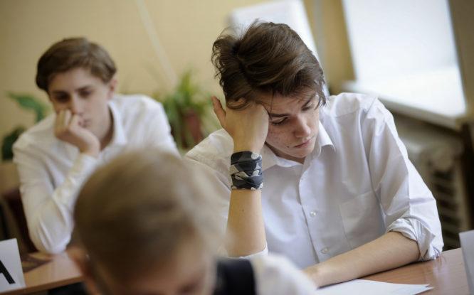 Школьники Норильска сдали ЕГЭ по истории и физике