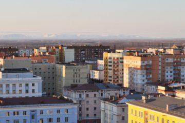 В Норильск прилетел замминистра промышленности, энергетики и ЖКХ края