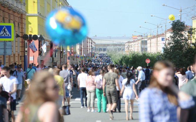 NordStar выступит генеральным партнером акции «Норильск, беги со мной!»