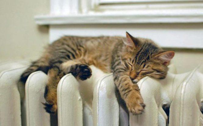 Отопление в Норильске отключат после 18 июня