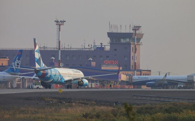 Аэропорт Норильск хотят перевести на круглосуточный режим