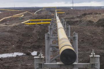 В Норильске продолжают менять сеть газоснабжения