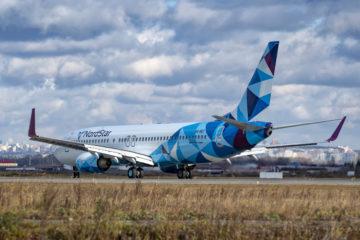 NordStar запускает прямые рейсы в Санкт-Петербург из Красноярска