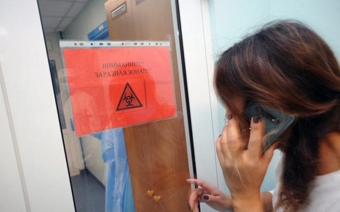 В Норильске к концу лета может вновь подскочить уровень заболеваемости ковидом