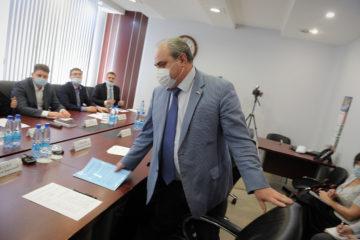 В мэрии Норильска обсудили старт программы реновации