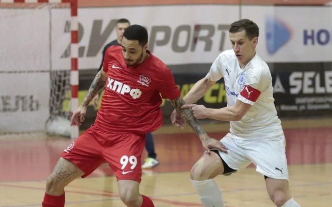 «Норильский никель» одержал победу в третьем матче бронзовой серии