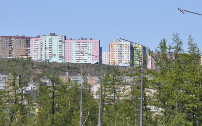 В Талнахе на ростверках возведут семь трехэтажных домов